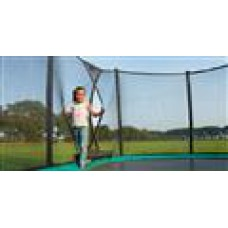 BERG INGROUND CHAMPION 270 + SAFETY NET DELUXE 270